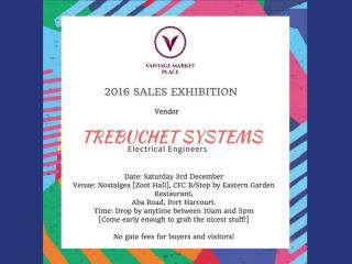 Event: Vantage Market Place Exhibition